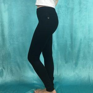 Fabletics Black Salar Yoga Pants